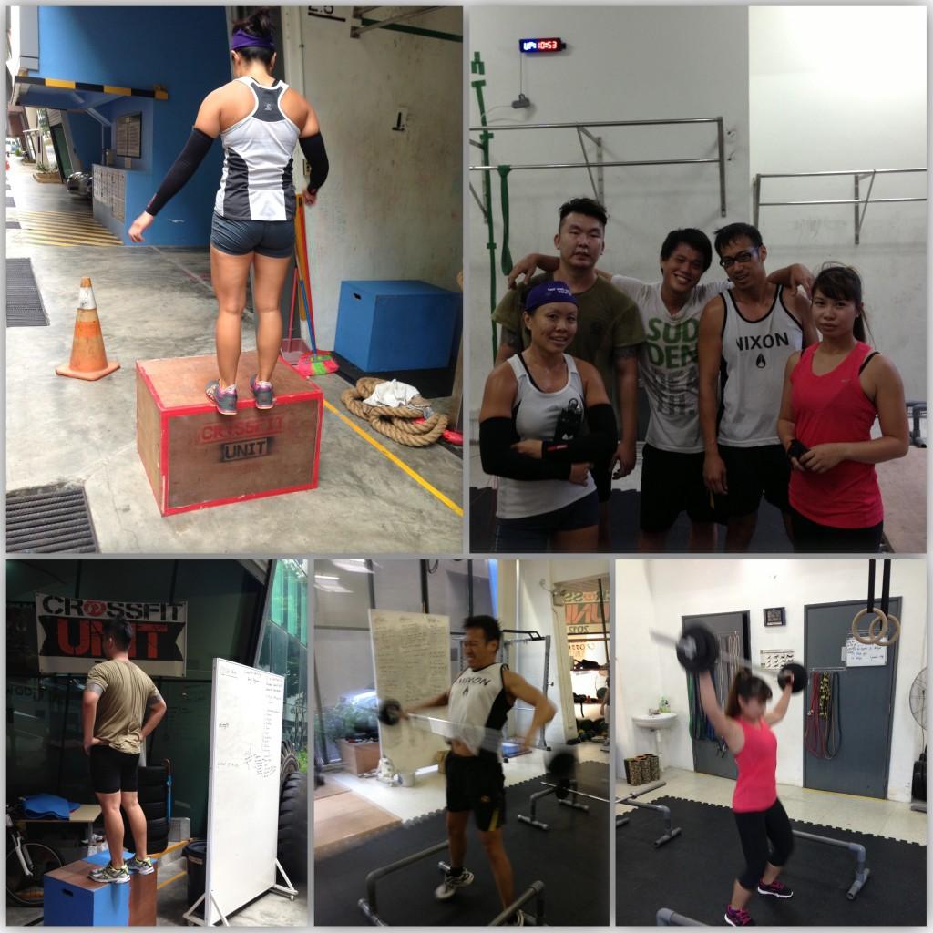 CrossFit Unit Singapore