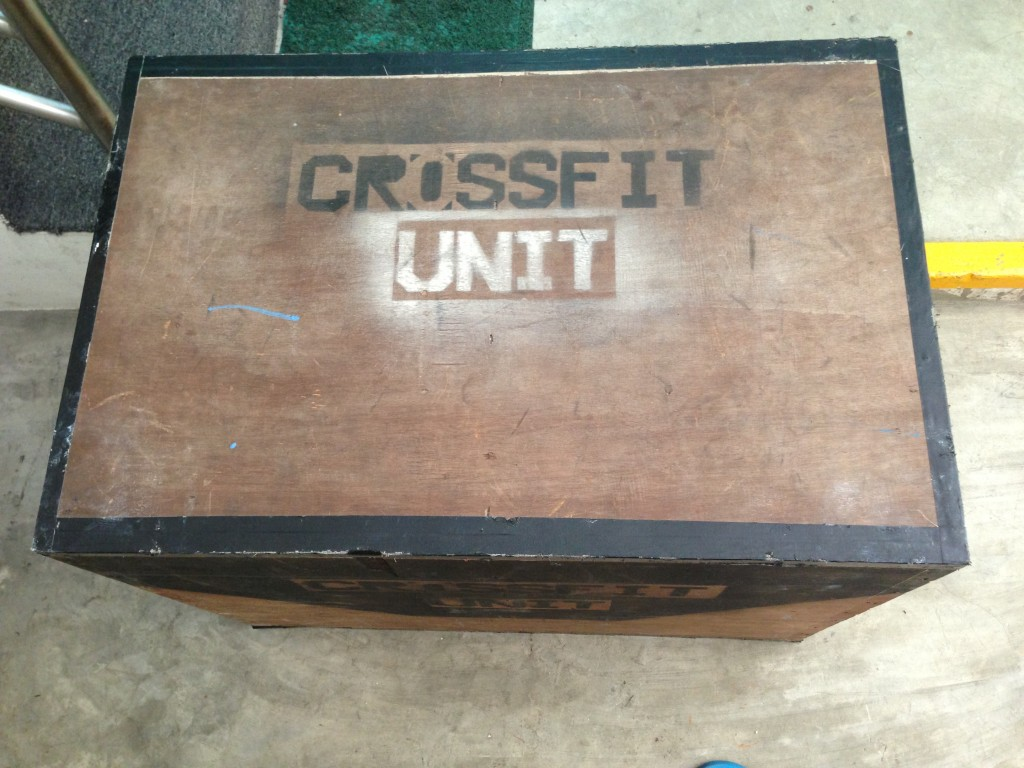 CrossFit Unit Rest