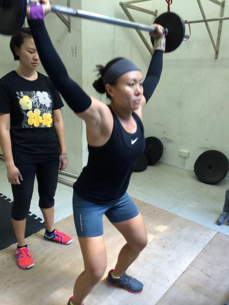 CrossFit Unit OHS