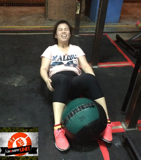 "Benchmark GIRLS WOD ""BARBARA"""