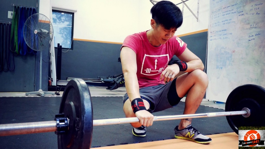 CrossFit Thrusters, Toes To Bar & Row