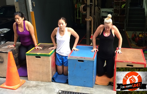 CrossFit Unit Ladies